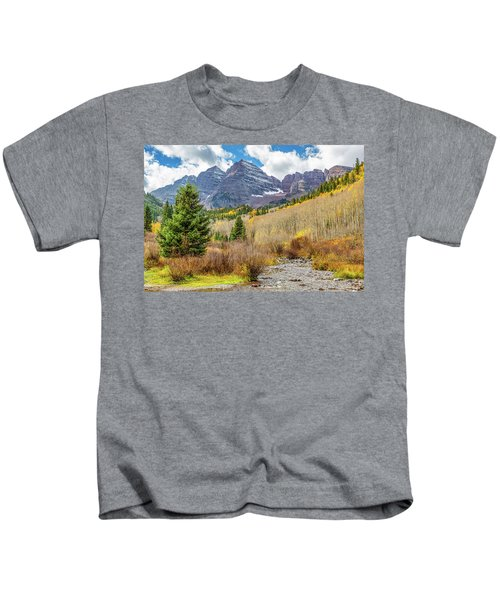 A Pleasure In The Pathless Woods Kids T-Shirt