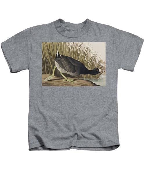 American Coot Kids T-Shirt