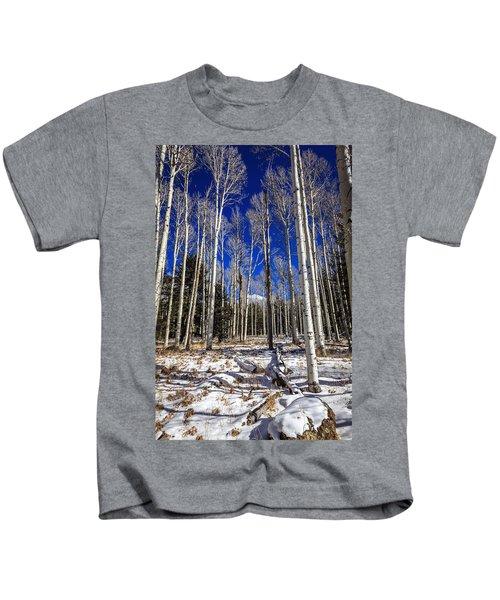 Aspen Forest Kids T-Shirt