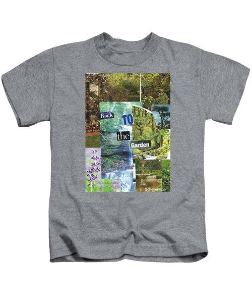 Back To The Garden Kids T-Shirt