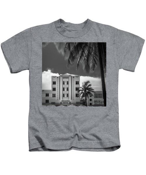 Beacon Hotel Miami Kids T-Shirt