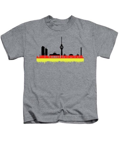 Berlin Skyline Kids T-Shirt
