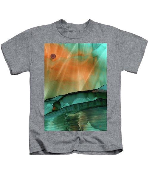 Beyond The City Lights Kids T-Shirt