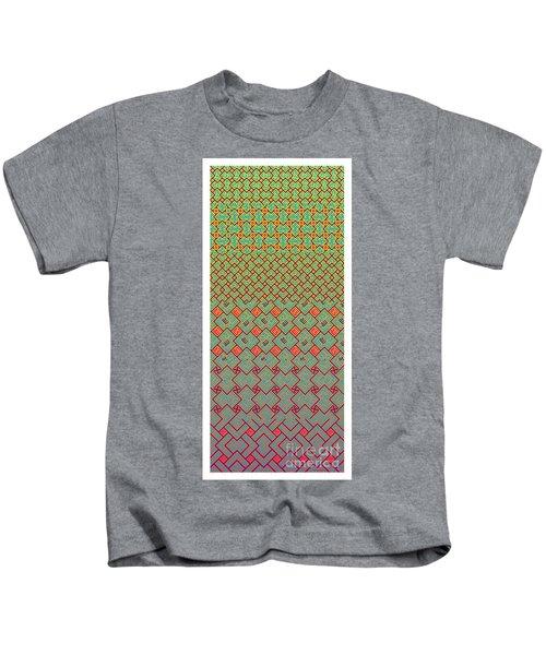Bibi Khanum Ds Patterns No.8 Kids T-Shirt