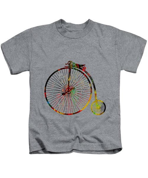 Bicycle Collection Kids T-Shirt