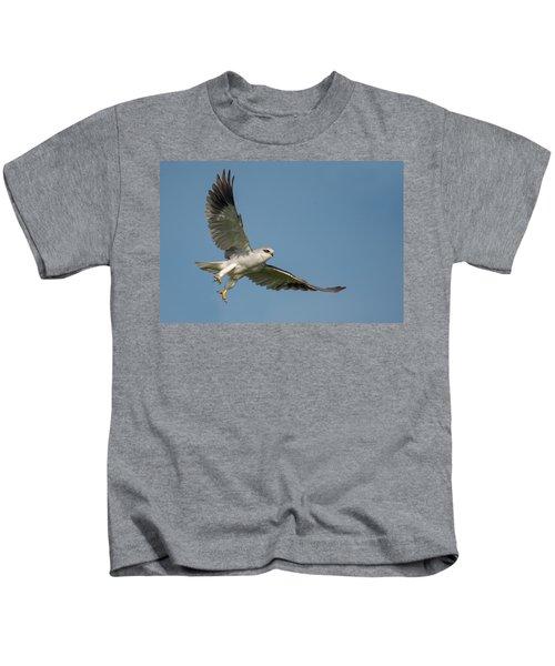 Black-shouldered Kite Elanus Axillaris Kids T-Shirt