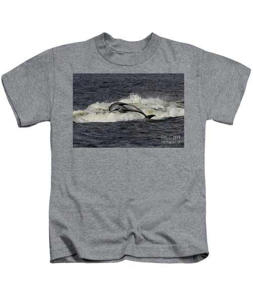 Bottlenose Dolphin Kids T-Shirt