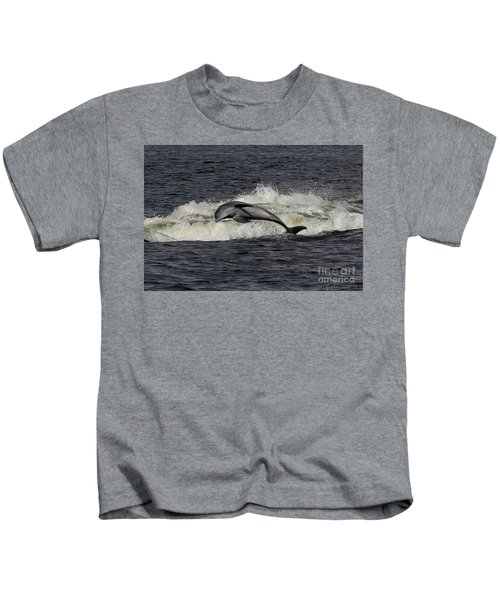 Bottlenose Dolphin Kids T-Shirt