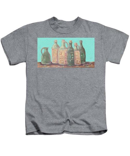 Bottles Kids T-Shirt
