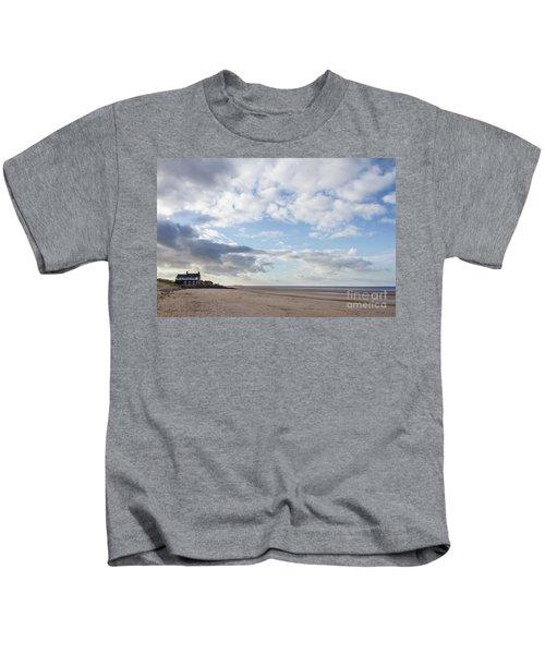 Brancaster Beach Kids T-Shirt