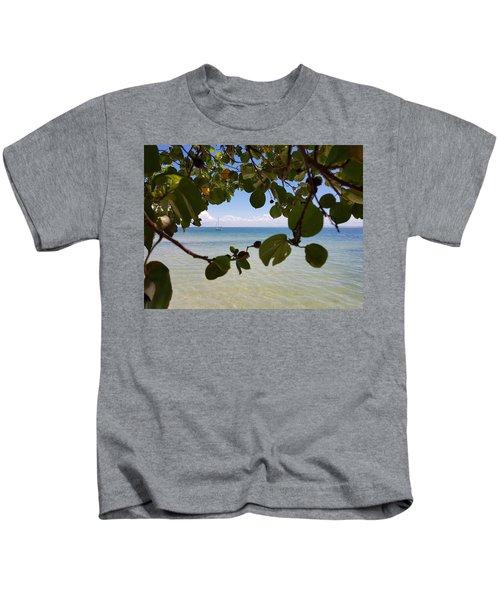 Bribie View Kids T-Shirt