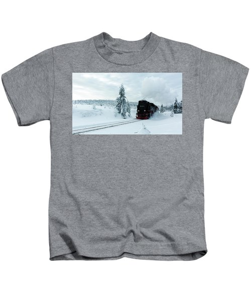 Brockenbahn, Harz Kids T-Shirt