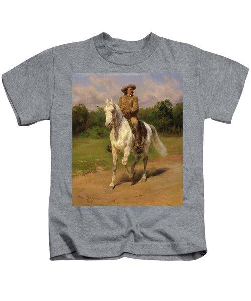 Buffalo Bill Kids T-Shirt
