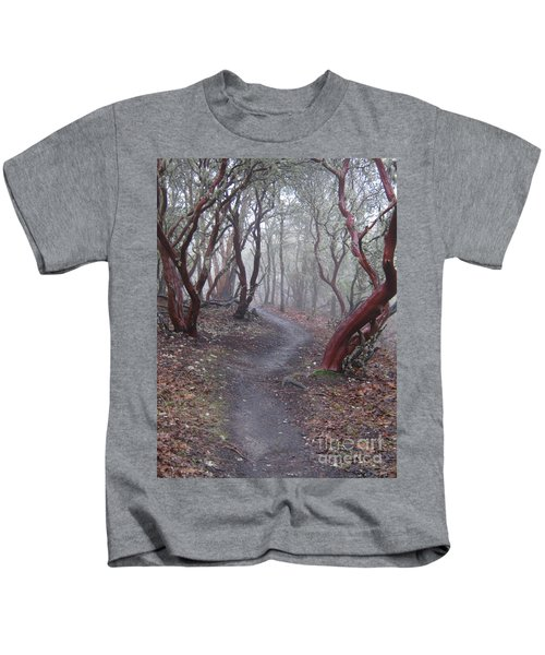 Cathedral Hills Serenity Kids T-Shirt