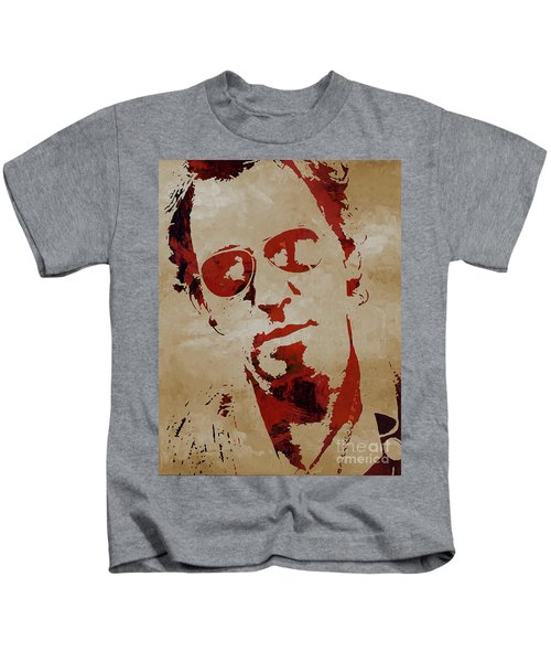 Chris Martin Coldplay Kids T-Shirt