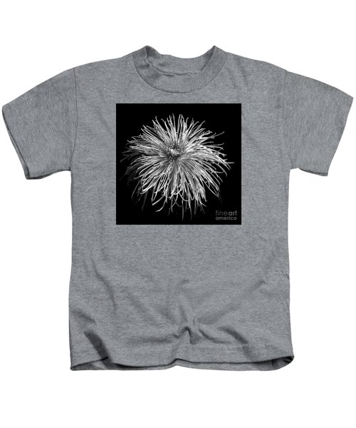 Chrysanthemum 'pink Splendor' Kids T-Shirt