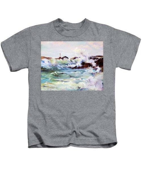 Churning Surf Kids T-Shirt