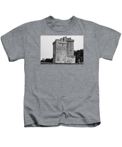 Clackmannan Tower Kids T-Shirt