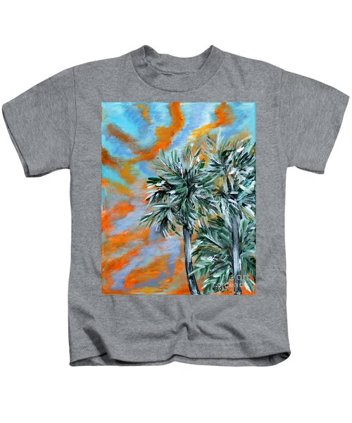Collection. Art For Health And Life. Painting 2 Kids T-Shirt
