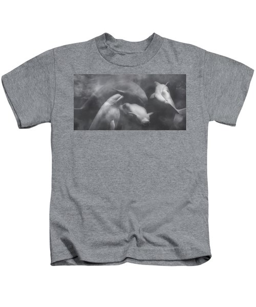 Dancing Belugas  Kids T-Shirt