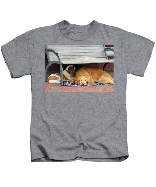 Dog Daze Kids T-Shirt