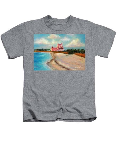 Don Cesar Hotel Kids T-Shirt