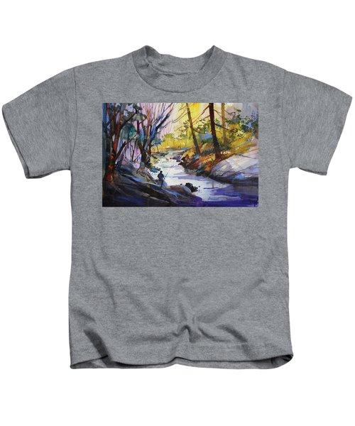 Enchanted Wilderness Kids T-Shirt