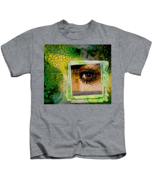 Eye, Me, Mine Kids T-Shirt