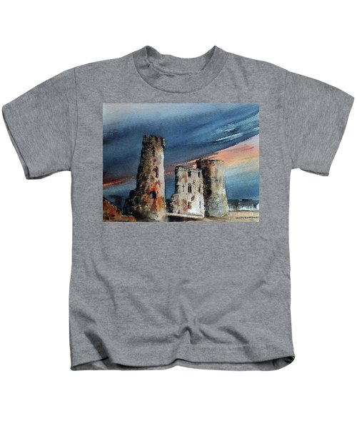 Ferns Castle, Wexford Kids T-Shirt
