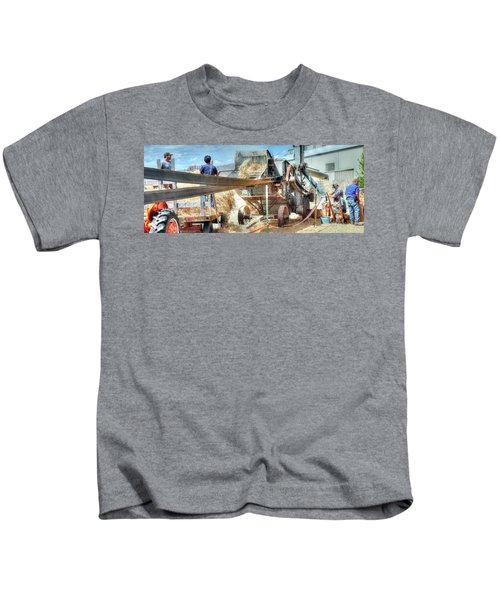 Filling The Sack 3485 Kids T-Shirt