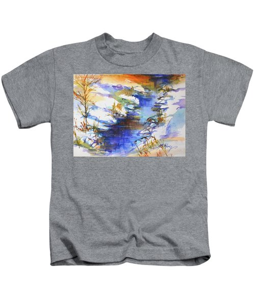 For Love Of Winter #3 Kids T-Shirt