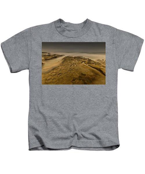 Ghost Photographer Kids T-Shirt