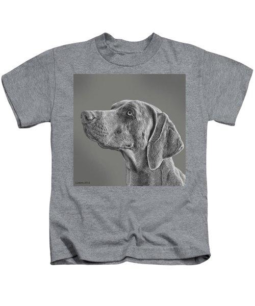 Gray Ghost Kids T-Shirt