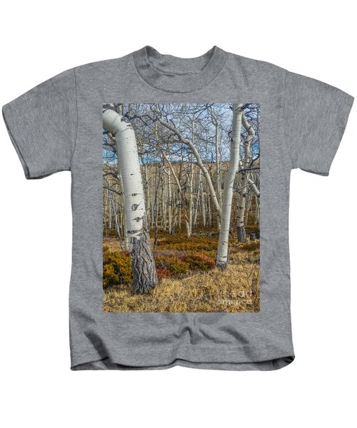 Into The Trees Kids T-Shirt