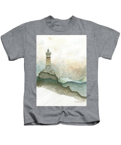 La Vieille Lighthouse Kids T-Shirt