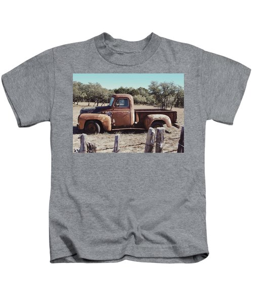 Lost In Time Kids T-Shirt