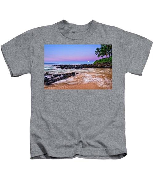 Lunar Paradise Kids T-Shirt