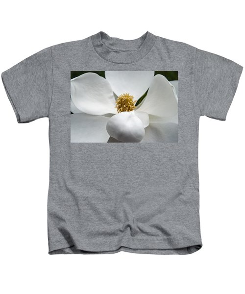 Magnolia Flower Kids T-Shirt