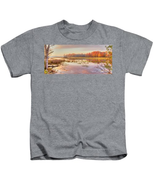 Misty Morning II Kids T-Shirt