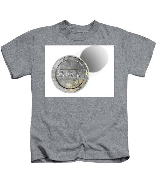 Moonshine Jar Vintage Kids T-Shirt