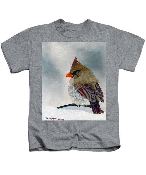 Mrs. Cardinal Kids T-Shirt