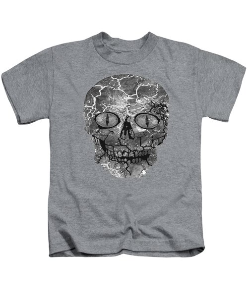 My Spooky Gothic Halloween  Kids T-Shirt