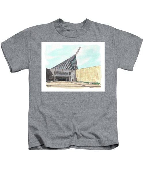 National Museum Of The Marine Corps Kids T-Shirt