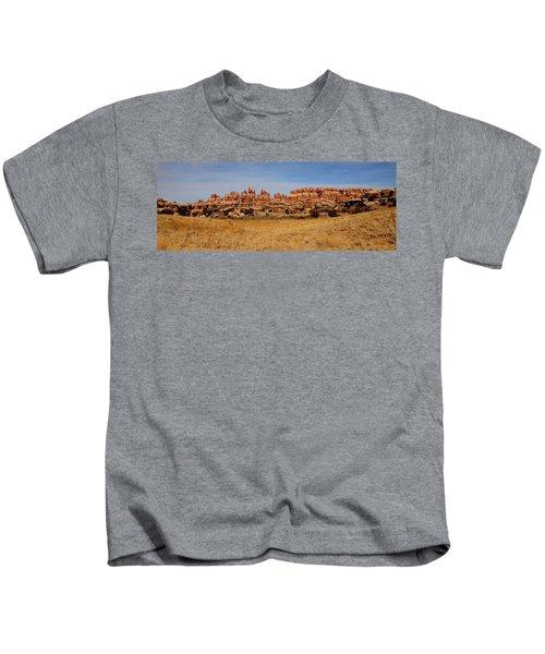 Needles At Canyonlands Kids T-Shirt