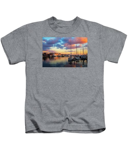 Newports Dusk Kids T-Shirt