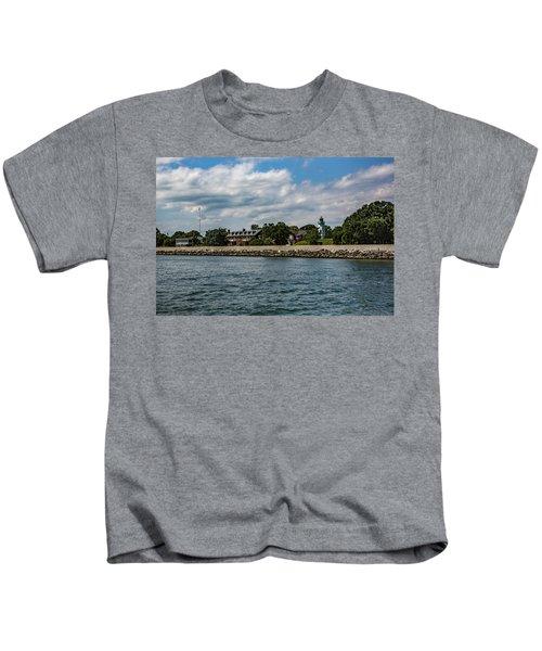 Old Point Comfort Light Kids T-Shirt