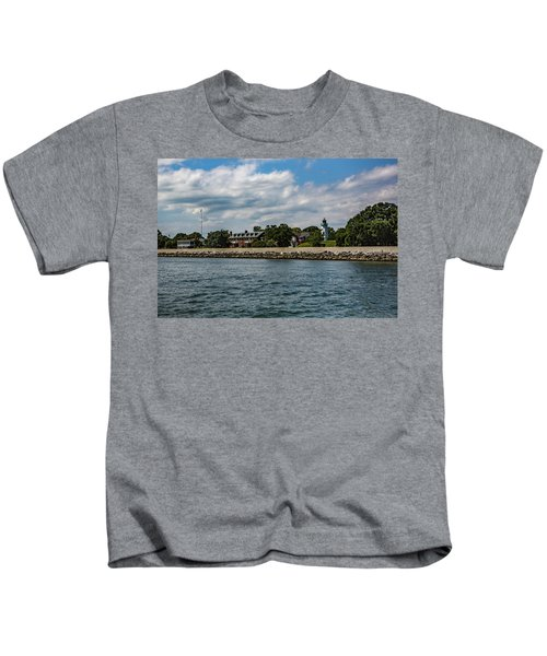 Old Point Comfort Light Kids T-Shirt