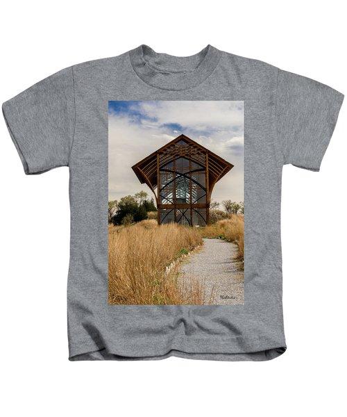 Omaha Holy Family Shrine 2 Kids T-Shirt