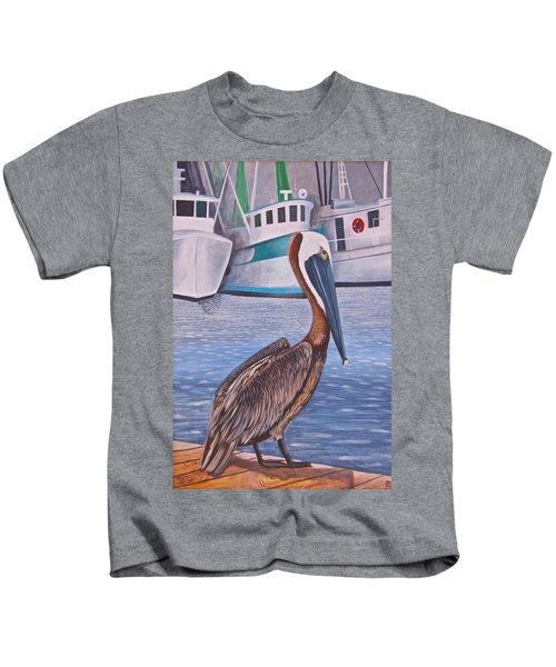 Pride Of Shem Creek Kids T-Shirt