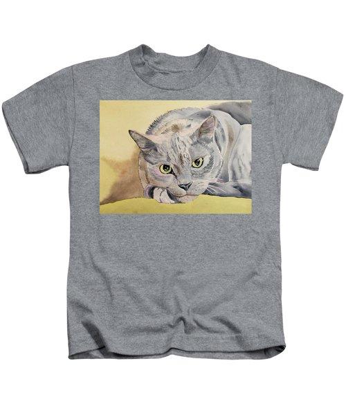 Puss Off Kids T-Shirt